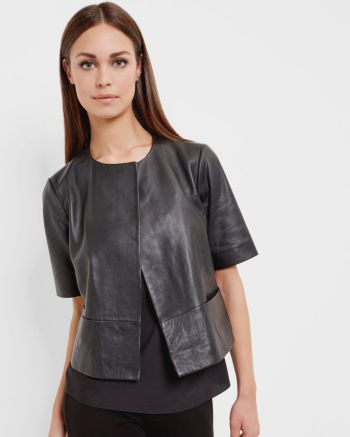 us_Womens_Clothing_Jackets-Coats_LOSIMIA-Short-leather-jacket-Black_WA6W_LOSIMIA_00-BLACK_1